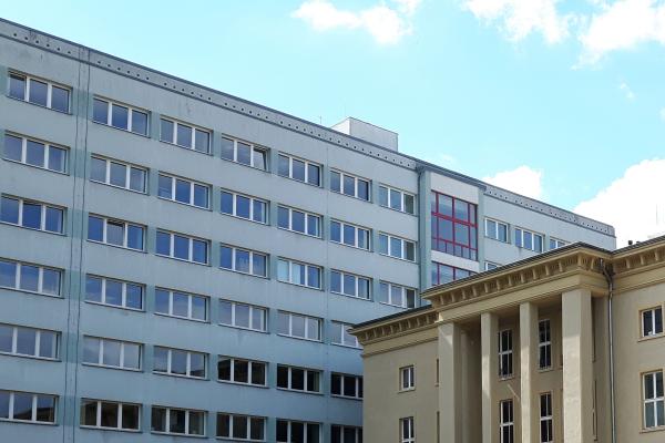 Campus Treskowallee - Gebäude C - © Frank Steinke