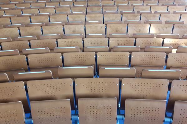 Campus Treskowallee - Hörsaal - © Frank Steinke