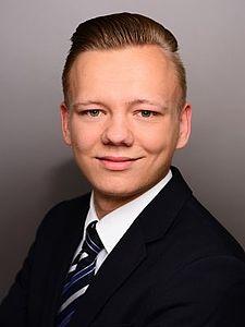 Portrait von Markus Mai