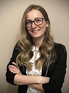 Portrait von Manuela Holschke