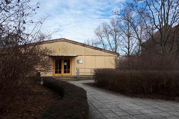 Campus Treskowallee - Gebäude E - Copyright Frank Steinke, 2019