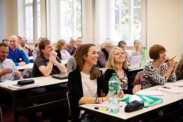 Eine Lehrveranstaltung © HTW Berlin / Maria Schramm