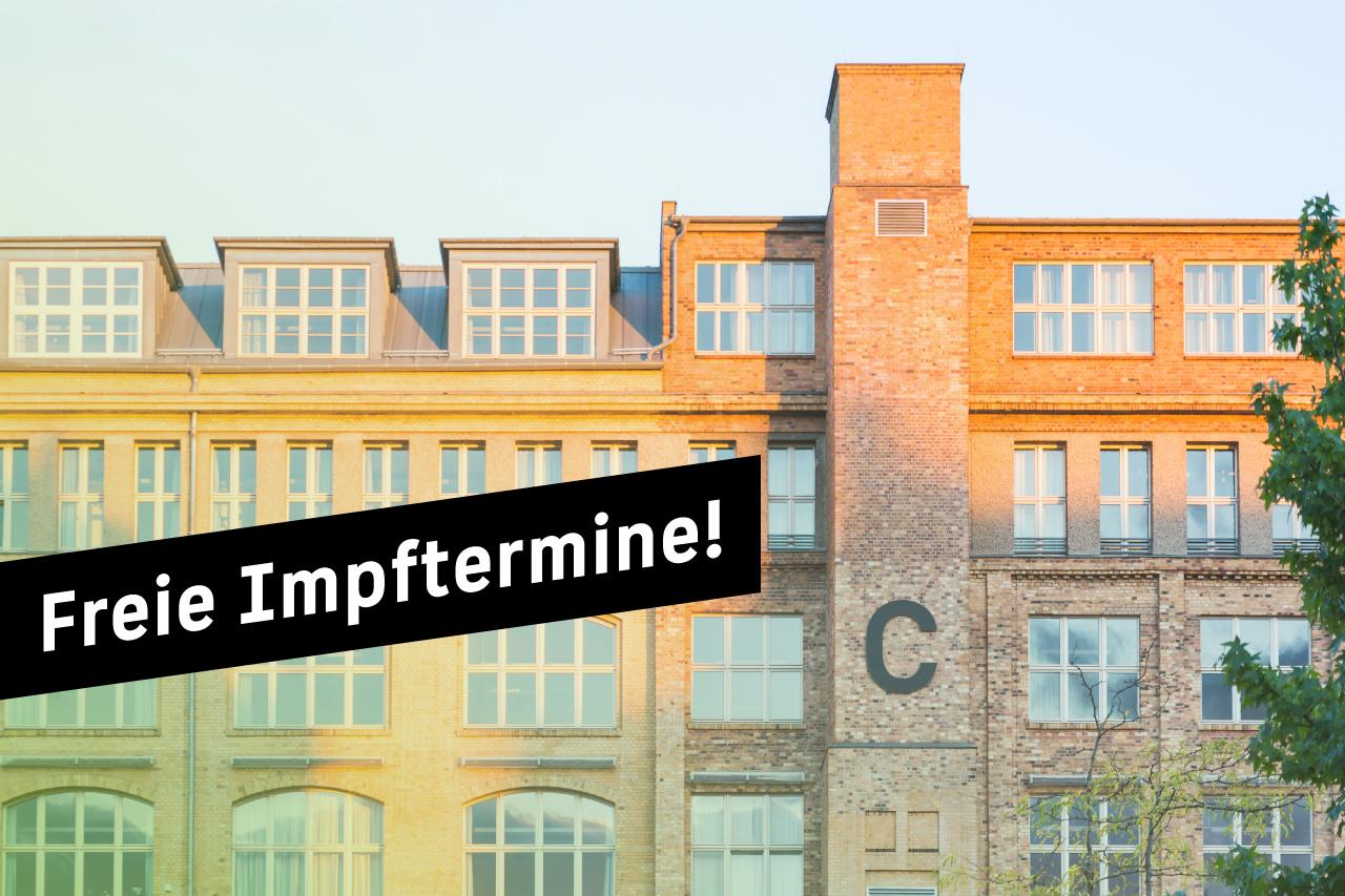 Berlinweit gibt es zahlreiche neue Impfangebote